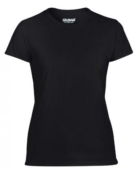 Performance Ladies Sport T-Shirt + Antimikrobiell