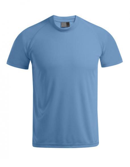 Men´s Sport-T-Shirt + Schweißabsorbierend