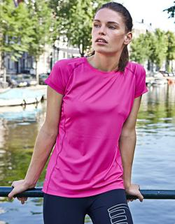 Damen Cool-Dry Sport T-Shirt