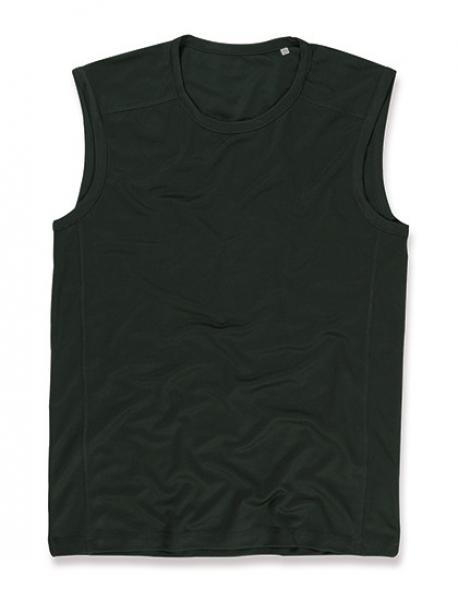 Active 140 Sleeveless Tank Top Sport T-Shirt