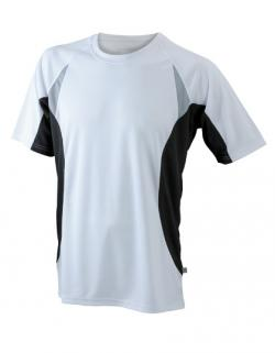 Men´s Running Sport T-Shirt + TOPCOOL®-Polyester