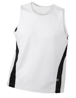 Men´s Running Sport Tank Top T-Shirt + Atmungsaktiv