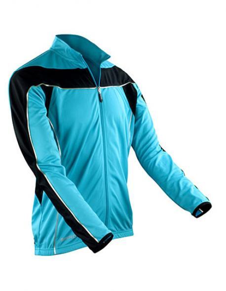 Mens Bikewear Long Sleeve Jacke für Radfahrer
