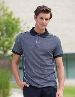 Men s Coolplus Anti-Bacterial Herren Sport Poloshirt