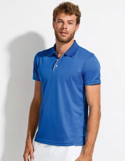 Mens Sports Polo Shirt Performer