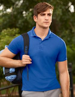 Performance Double Piqué Sport Poloshirt