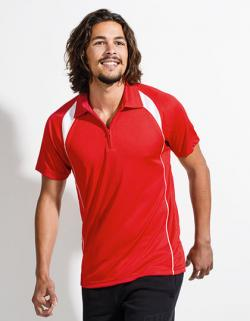 Mens Polo Sport T-Shirt Palladium