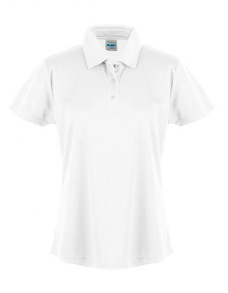 Girlie Cool Damen Poloshirt - Zertifiziert nach WRAP