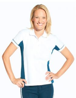 Women s Function Contrast Damen Poloshirt