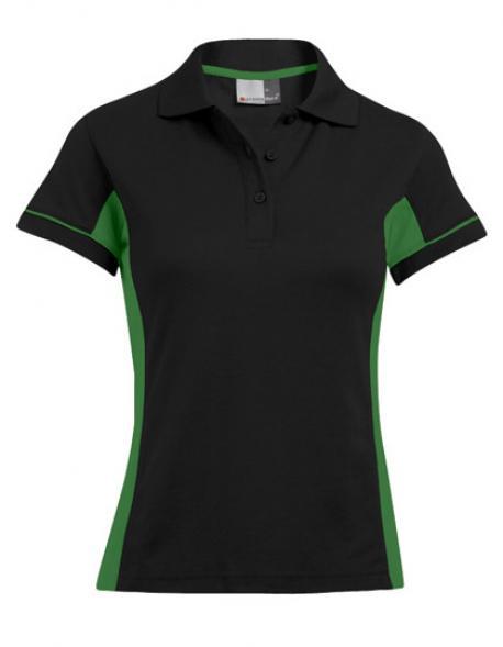 Women´s Function Contrast Damen Poloshirt