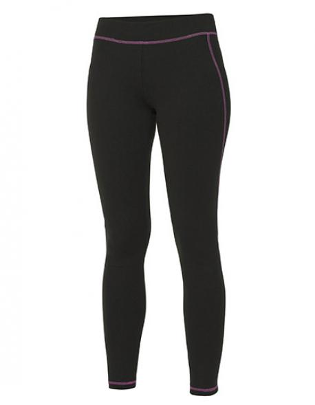 Damen Cool Athletic Sporthose + WRAP zertifiziert