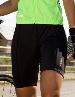 Damen Padded Bikewear Fahrrad Short hose