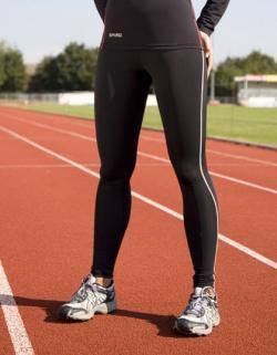 Damen Bodyfit Sport Leggings + Atmungsaktiv
