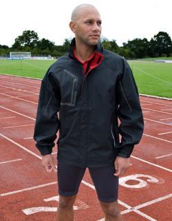 Mens Nero Jacket / Trainings und Sport Jacke