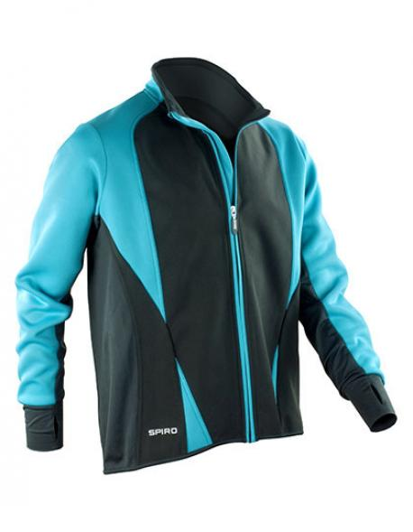 Mens Freedom Softshell Jacket / Trainings und Sport Jacke