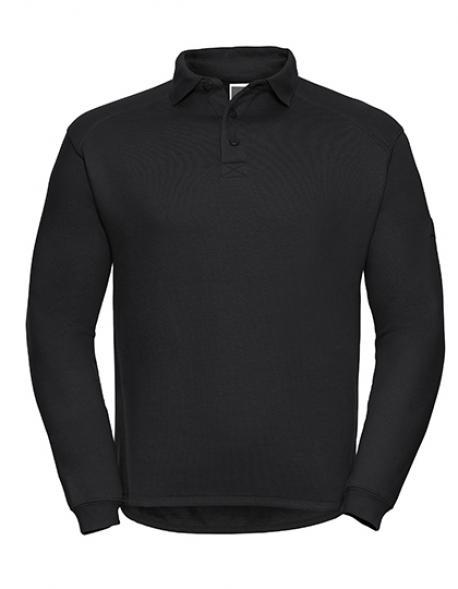 Herren Workwear-Sweatshirt - Waschbar bis 60 °C - bis 4XL