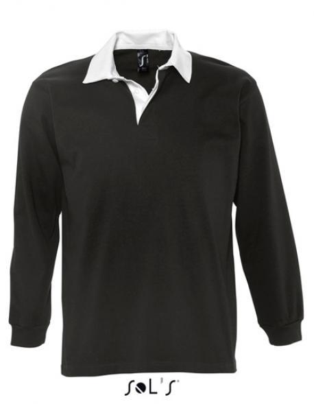 Herren Rugbyshirt Pack
