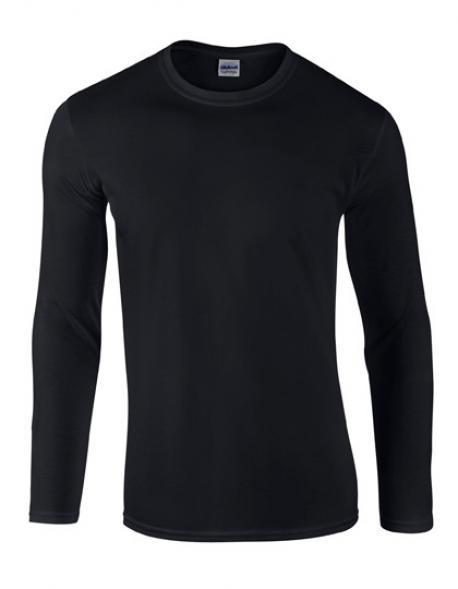 Softstyle Long Sleeve Herren T-Shirt