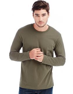 Comfort Longsleeve Herren T-Shirt