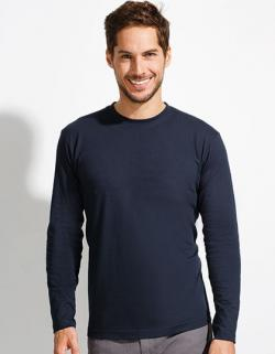 Langarm Monarch Herren T-Shirt